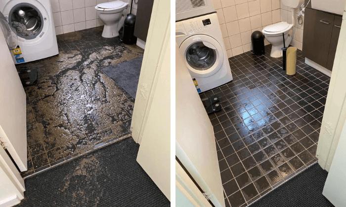 Nifty Floor Repair Company